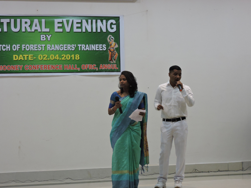 Cultural Programme by Trainees